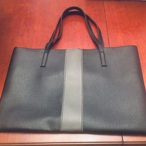 New Vince Camuto Vegan Leather Tote Bag